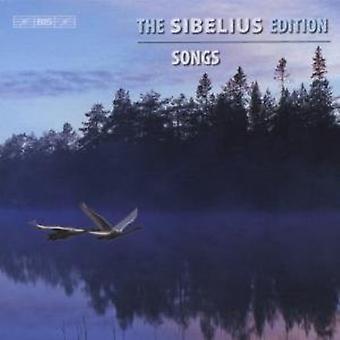 Sibelius - The Sibelius Edition, Vol. 7: Songs [CD] USA import
