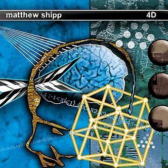 Matthew Shipp - 4D [CD] USA import