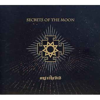 Secrets of the Moon - Antithesis [CD] USA import