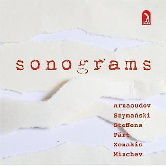 Arnaoudov/Szymanski/Steffens/Arvo Paert/Xenakis/MI - Sonograms [CD] USA import