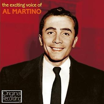 Al Martino - importazione USA emozionante voce Al Martino [CD]
