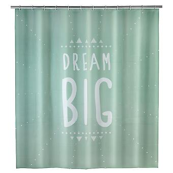 Wenko PEVA Shower Curtain Dream Big (Home , Bathroom , Bathroom accessoires)