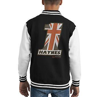Jaqueta de Haynes União Jack n º 1 infantil