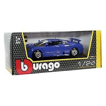 Burago Bugatti Eb 110 (Toys , Vehicles And Tracks , Mini Vehicles , Cars)
