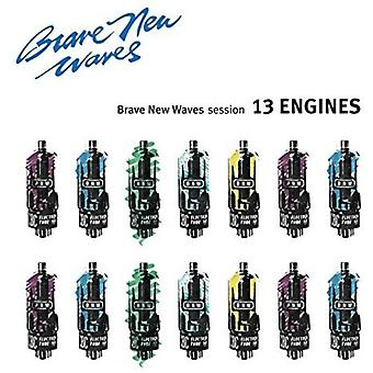 13 Engines - Brave New Waves Session [Vinyl] USA import