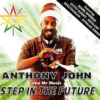 Anthony John - trin i fremtiden [CD] USA import