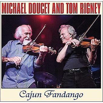Doucet, Michael / Rigney, Tom - Cajun Fandango [CD] USA import