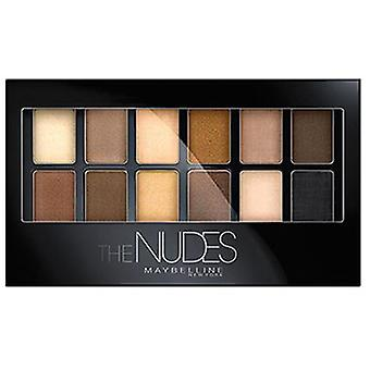 Maybelline The Nudes Palette 01 (Make-up , Eyes , Palets , Eyeshadow)