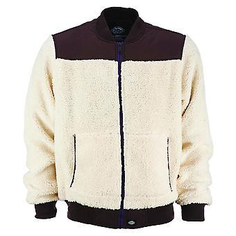 Dickies Dillsburg Fleece Jacket Ecru