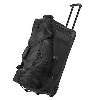 ID Big Sports Holdall Bag With Trolley (70 Litres)