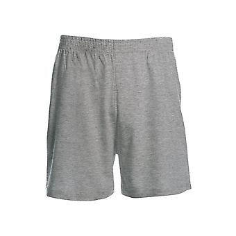 B&C Mens Move Knee Length Sport Shorts