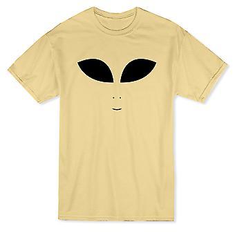 Alien visage T-shirt homme