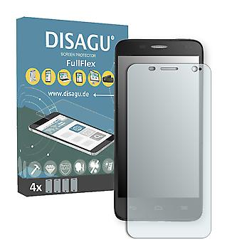 Alcatel one touch mini 6012 X Idol screen protector - DISAGU FullFlex protector