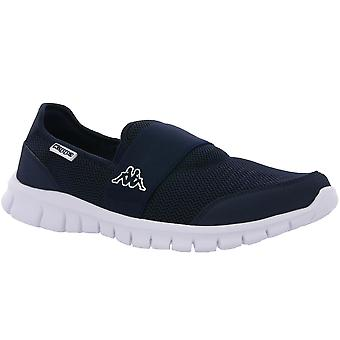 Kappa sneakers mens shoes Slip-On sneaker taro blue