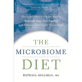 Microbiome Diet (Paperback) by Kellman Raphael