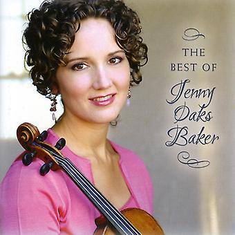 Jenny Oaks Baker - bedste af Jenny Oaks Baker [CD] USA import