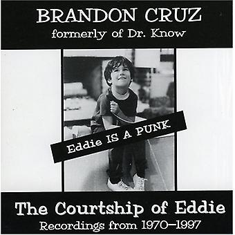Brandon Cruz - Eddie er en Punk [CD] USA import