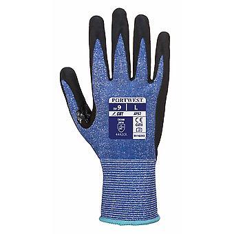 Portwest - 6 Pair Pack Dexti Cut 5 Ultra Hand Protection Grip Glove