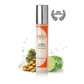 Orico London U Turn Stretch Mark Elixir 100ml/3.38oz