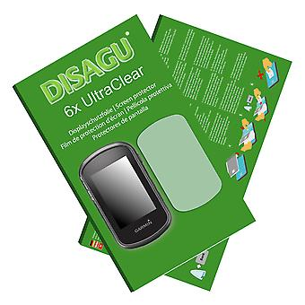 Garmin eTrex touch 35 screen protector - Disagu Ultraklar protector