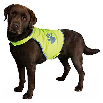 Trixie Chaleco de seguridad reflectante perros, L (Dogs , Dog Clothes , Waistcoats)