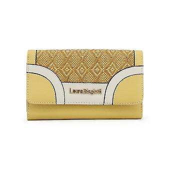 Laura Biagiotti Women Wallets Yellow