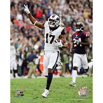 Robert Woods 2017 Action Photo Print
