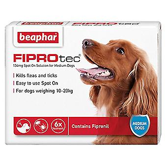 Beaphar FIPROtec Pipette for Medium Dog