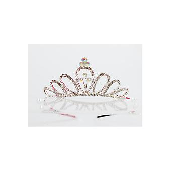 Smycken och kronor Princess crown tiara juvel