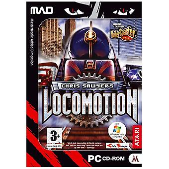 Chris Sawyers Locomotion (PC CD)