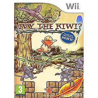Ivy de Kiwi (Wii)