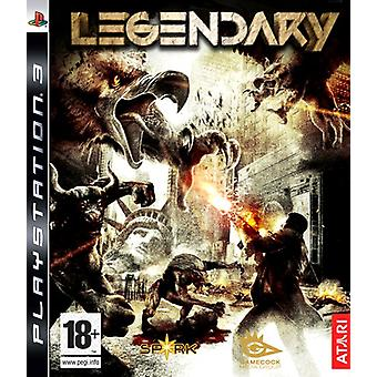 Legendariske (PS3)