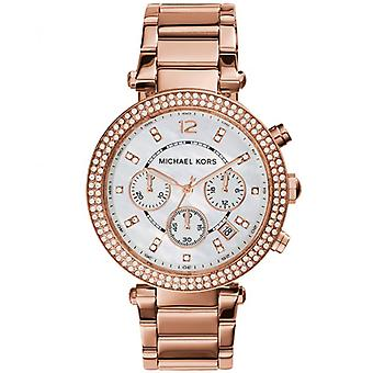 Michael Kors Ladies Parker Chronograph Watch MK5491
