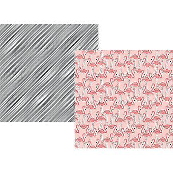 Hello Summer Double-Sided Cardstock 12