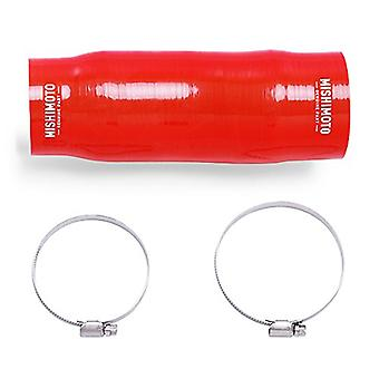 Mishimoto MMHOSE-CIV-16IHRD Red Silicone Induction Hose (Honda Civic 1.5T 2016+), 1 Pack