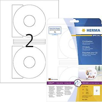 Herma CD labels 5079 Ø 116 mm Paper