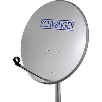 Schwaiger SPI550.0 schotelantenne, lichtgrijs