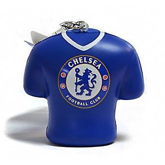 Chelsea Fc tensión Pvc grueso relieve llavero