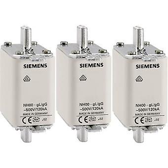 Siemens 3NA3824 NH fusível fusível tamanho = 80 A 500 000 V AC, 250 V AC