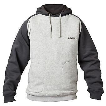 Dewalt Cyclone Hooded Sweatshirt Grey/Marl