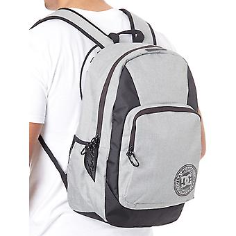 DC Grey Heather The Locker - 23 Litre Backpack