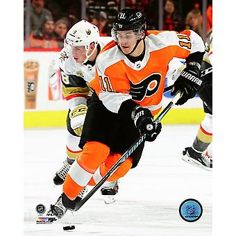 Travis Konecny 2017-18 Action Photo Print