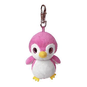 オーロラ - 29064 によって KooKoo 万歳ぬいぐるみピンク ペンギン クリップ