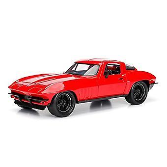 Jada 01:24 schnell & wütend 8 - Letty Chevy Corvette - JA98298