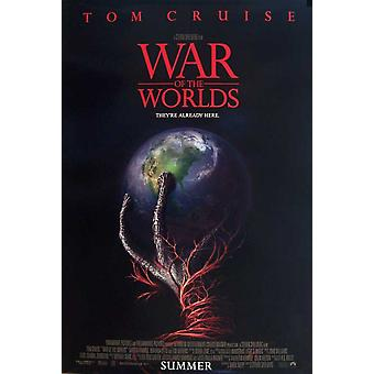War of the Worlds Movie Poster (11 x 17)