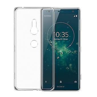 Colorfone Soft Exclusive TPU Cases Sony Xperia XZ2 Transparent