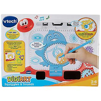Vtech 169003 Digiart Squiggles & Sounds
