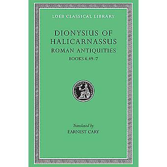 Antiguidades romanas - v. 4 (edição revisada) por Dionysius de Halicarnass