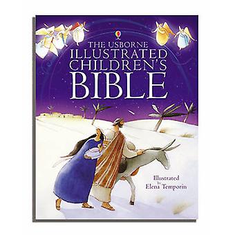 Illustrated Children's Bible (Reduced ed) by Elena Temporin - 9780746