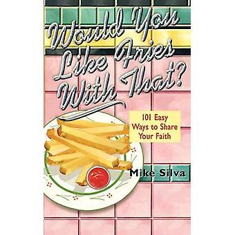 Ti piacerebbe patatine fritte con che? -101 modi per fotografare la buona notizia di